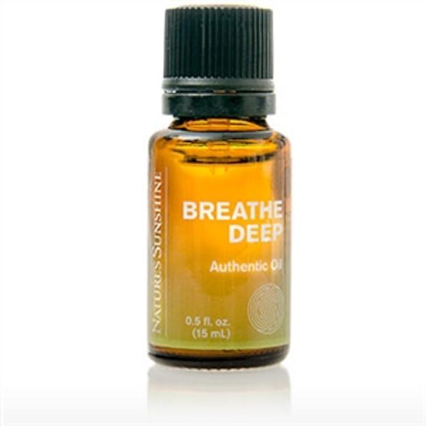 BREATHE DEEP BLEND ROLL-ON (10 ml)