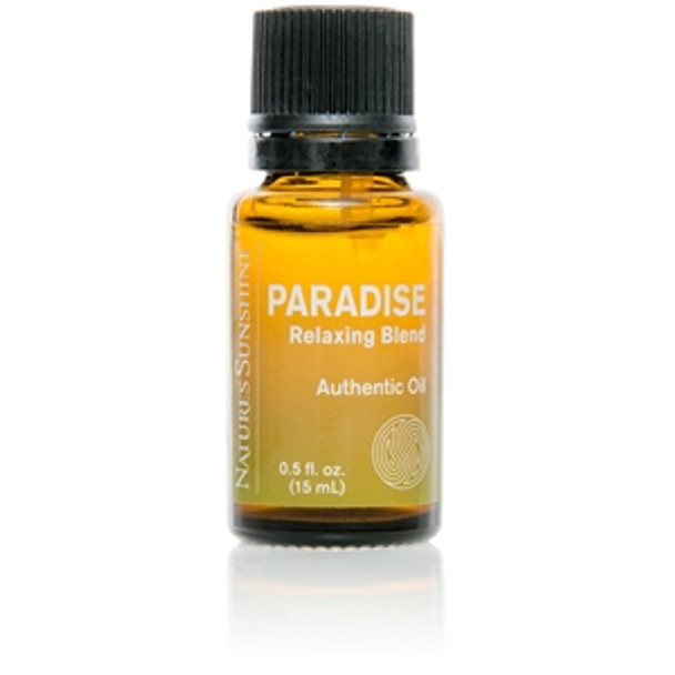 PARADISE RELAXING  AUTHENTIC ESSENTIAL OIL BLEND (15 ml)