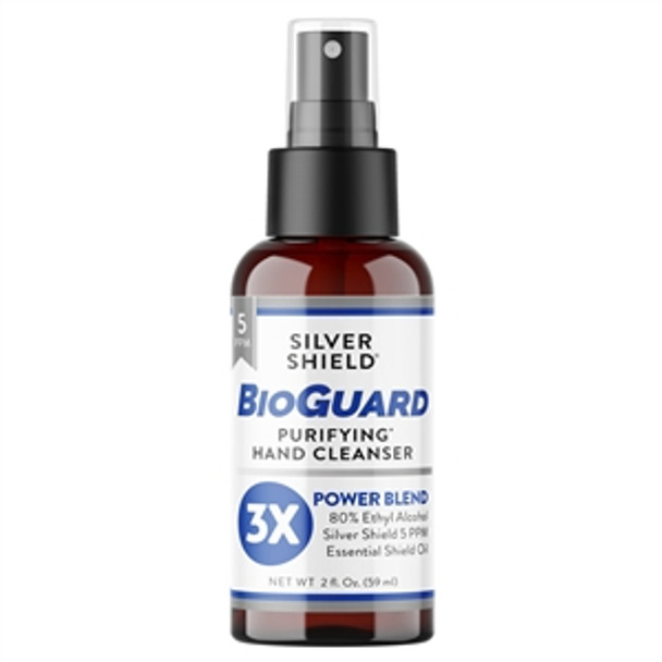 Silver Shield BioGuard Purifying Hand Cleanser