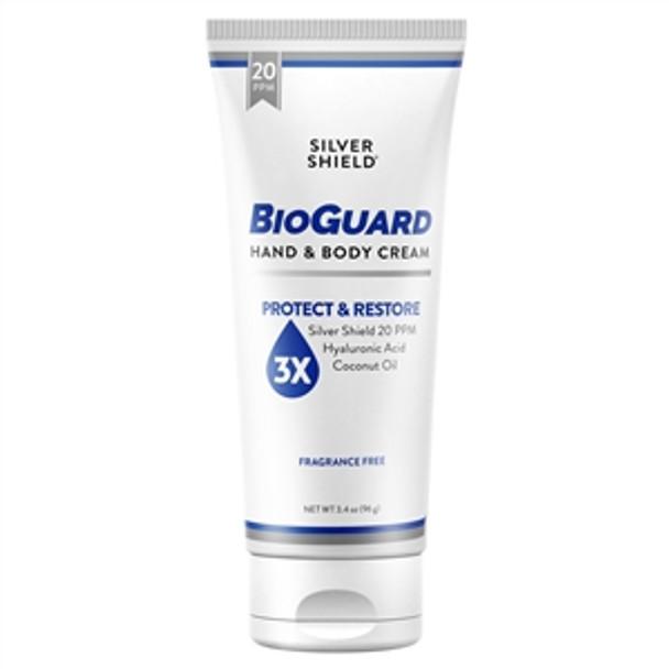 Silver Shield BioGuard Hand & Body Cream