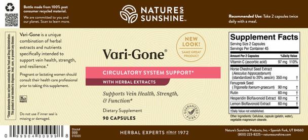 VARI-GONE® (90 Caps) [KO]
