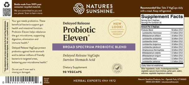 PROBIOTIC ELEVEN® (90 Caps)