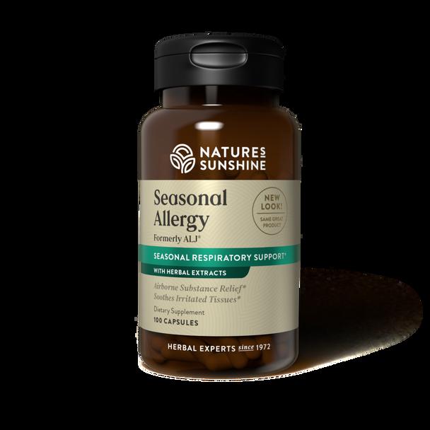 Seasonal Allergy (100 Caps) [Ko] (Formerly ALJ®