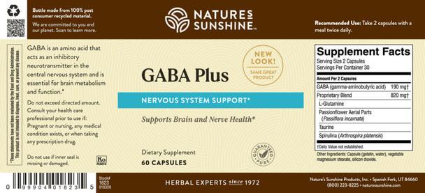 GABA PLUS (60)