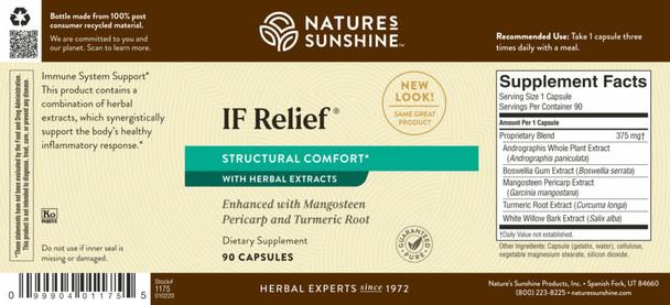 IF Relief®(90 Caps) [KO]