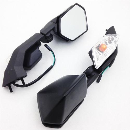 2008 2009 2010 Kawasaki Ninja ZX10R OEM mirror set