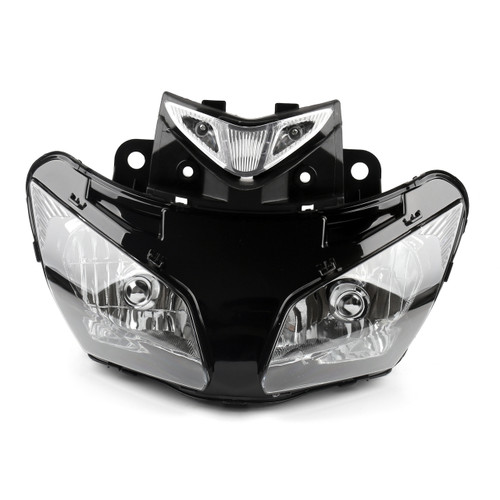 Honda CBR500R stock headlights