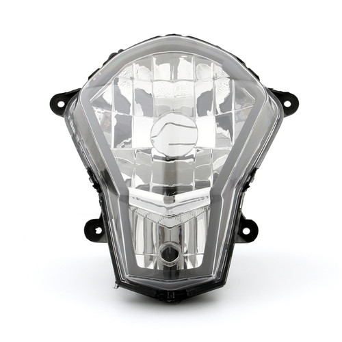 KTM 200/390 Duke headlight assembly