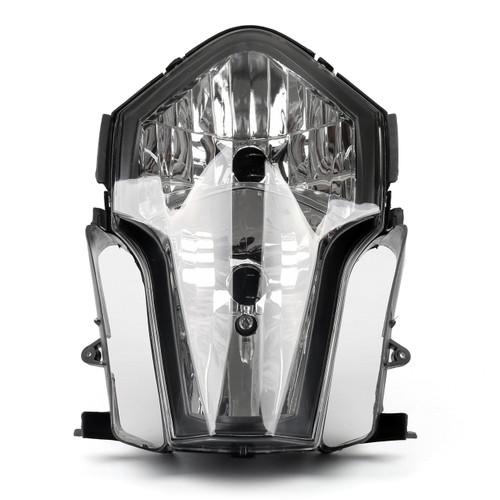 KTM 1190 RC8 headlight assembly