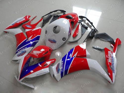 2012 2013 2014 2015 2016 Honda CBR1000RR Fireblade HRC custom scheme fairings and body kits, Honda CBR1000RR Fireblade OEM replacement fairings and bodywork.