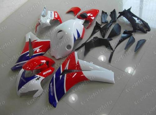 2008 2009 2010 2011 Honda CBR1000RR HRC Fairings