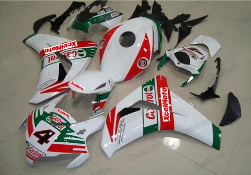 2008 2009 2010 2011 Honda CBR1000RR Honda Castrol fairing kit