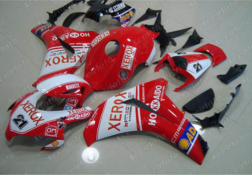 2008 2009 2010 2011 Honda CBR1000RR Fireblade xerox fairings and body kits