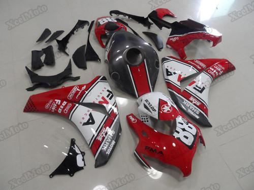 2008 2009 2010 2011 Honda CBR1000RR Fireblade FMA graphics fairings and body kits, Honda CBR1000RR Fireblade OEM replacement fairings and bodywork.