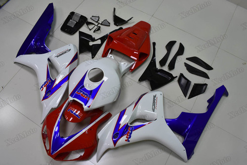 2006 2007 Honda CBR1000RR Fireblade HRC fairings and body kits, Honda CBR1000RR Fireblade OEM replacement fairings and bodywork.