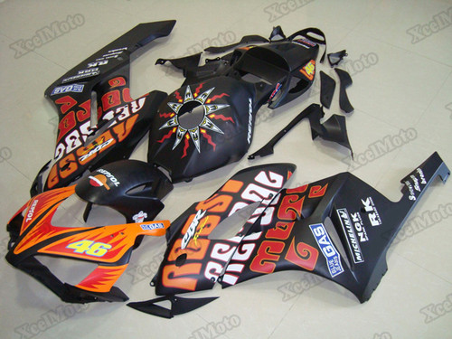 2004 2005 Honda CBR1000RR Fireblade repsol rossi motogp fairings and body kits, Honda CBR1000RR Fireblade OEM replacement fairings and bodywork.