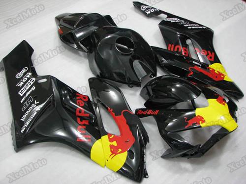 2004 2005 Honda CBR1000RR Fireblade RedBull fairings and body kits, Honda CBR1000RR Fireblade OEM replacement fairings and bodywork.