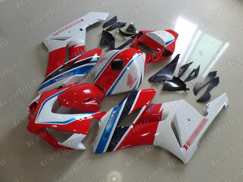 2004 2005 Honda CBR1000RR Fireblade HRC fairings and body kits, Honda CBR1000RR Fireblade OEM replacement fairings and bodywork.