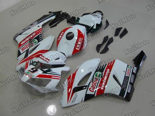 2004 2005 Honda CBR1000RR Fireblade Castrol fairings and body kits, Honda CBR1000RR Fireblade OEM replacement fairings and bodywork.