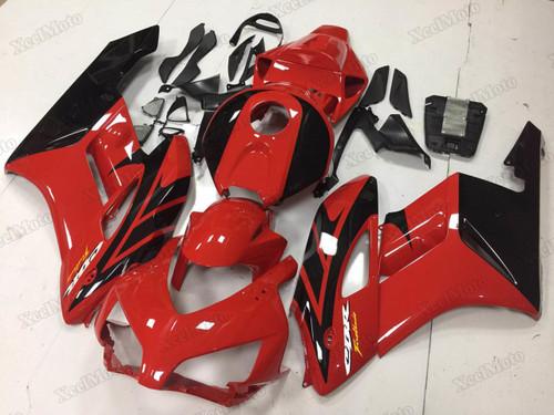 2004 2005 Honda CBR1000RR Red/Black fairings