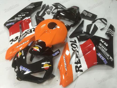 2004 2005 Honda CBR1000RR repsol fairings and bodywork.
