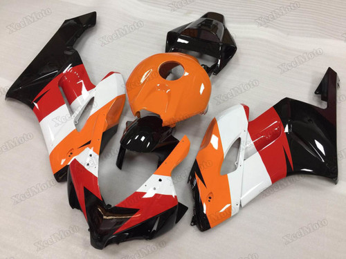 2004 2005 Honda CBR1000RR repsol replacement fairings