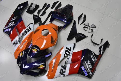 2004 2005 Honda CBR1000RR Honda Repsol fairing