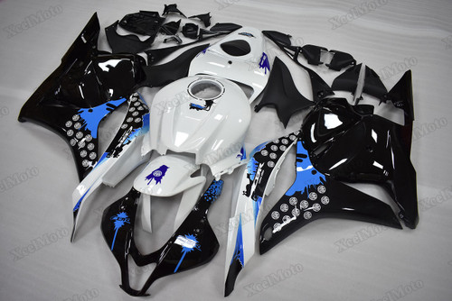 2009 2010 2011 2012 Honda CBR600RR honda limited edition fairings and body kits, Honda CBR600RR OEM replacement fairings and bodywork.