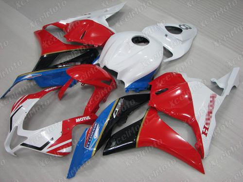 2009 2010 2011 2012 CBR600RR TT Legends fairing
