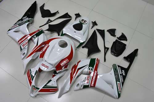 2007 2008 Honda CBR600RR castrol bodywork
