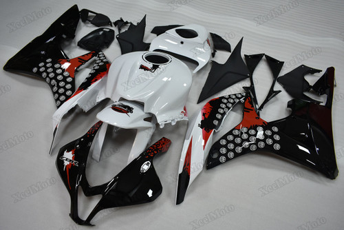 2007 2008 Honda CBR600RR Honda limited edition fairings and body kits, Honda CBR600RR OEM replacement fairings and bodywork.
