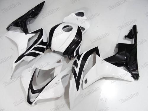 2007 2008 Honda CBR600RR white/black fairings