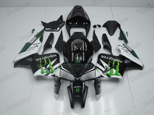 2005 2006 Honda CBR600RR monster fairings and body kits, Honda CBR600RR OEM replacement fairings and bodywork.