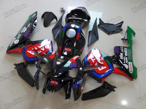 2005 2006 Honda CBR600RR Repsol fairings and body kits, Honda CBR600RR OEM replacement fairings and bodywork.
