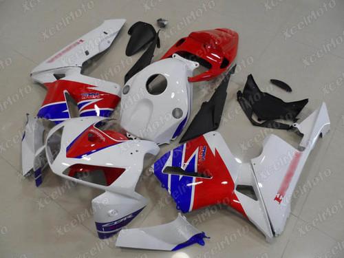 2005 2006 Honda CBR600RR HRC fairings and body kits, Honda CBR600RR OEM replacement fairings and bodywork.
