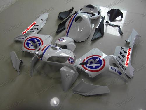 2005 2006 Honda CBR600RR F5 Repsol 40th Anniversary fairing kit, Honda Repsol 40th anniversary fairing kit