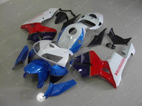 2005 2006 Honda CBR600RR OEM fairings and body kits, Honda CBR600RR OEM replacement fairings and bodywork.