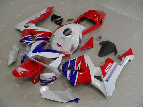 2003 2004 Honda CBR600RR HRC fairings and body kits, Honda CBR600RR OEM replacement fairings and bodywork.