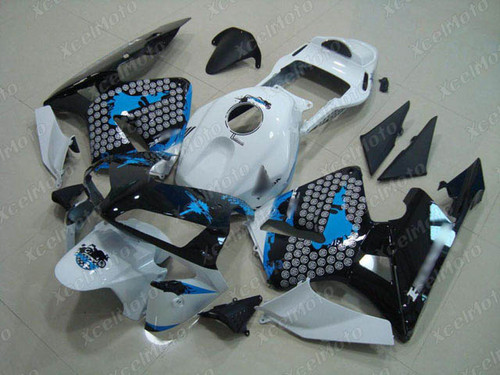 2003 2004 Honda CBR600RR Honda limited edition fairings and body kits, Honda CBR600RR OEM replacement fairings and bodywork.