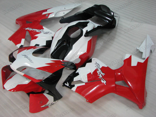 2003 2004 Honda CBR600RR red/white/black fairings