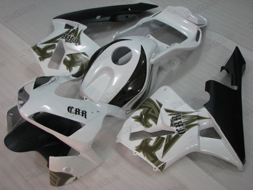 2003 2004 Honda CBR600RR phenix graphic fairings