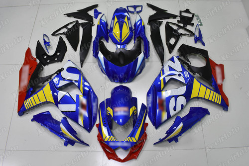 2009 2010 2011 2012 2013 2014 2015 2016 Suzuki GSXR1000 OEM fairing for sale