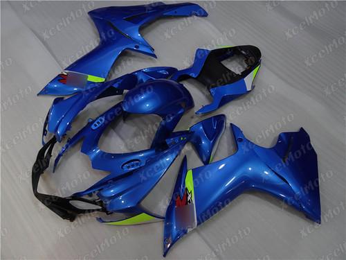 2011 to 2020 Suzuki GSXR600/750 blue