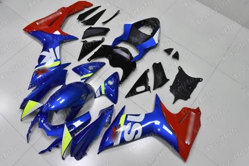 2011 2012 to 2018 2019 2020 Suzuki GSXR600/750 OEM fairing