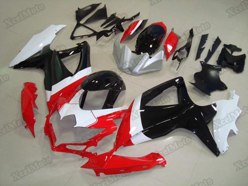 2008 2009 2010 Suzuki GSXR600/750 Ducati Corse fairings and body kits, Suzuki GSXR600/750 OEM replacement fairings and bodywork.