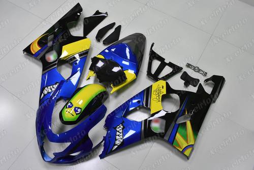 2004 2005 Suzuki GSX-R600 GSX-R750 Rossi AGV fairing