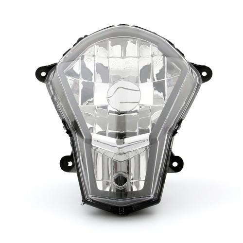 KTM 200/390 Duke headlight assembly