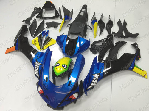 2015 2016 2017 2018 2019 YAMAHA R1 AGV Rossi fairing