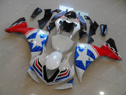 2009 2010 2011 YAMAHA R1 Ducati Nicky Hayden scheme fairing