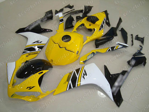 2007 2008 YAMAHA R1 50th anniversary fairing